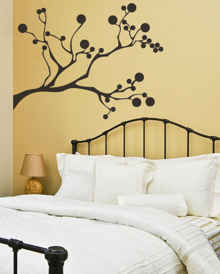 April Bloom Branch Wall Decal